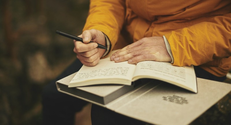 get inspiration to a keep a personal journal for your mental health