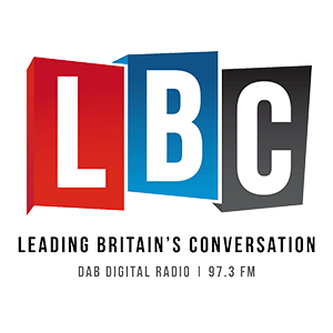 On LBC radio